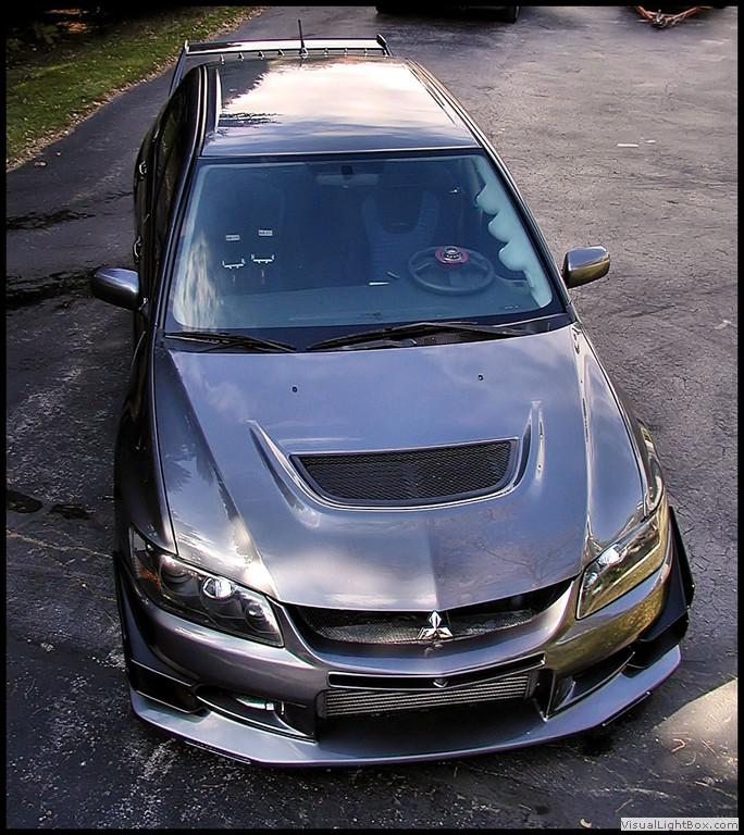 Mitsubishi Evo 9 Mr For Sale: 2005 Mitsubishi Evolution MR Sale